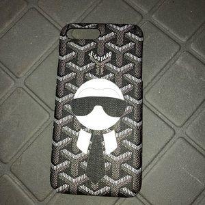 Goyard IPhone 7 Plus phone case